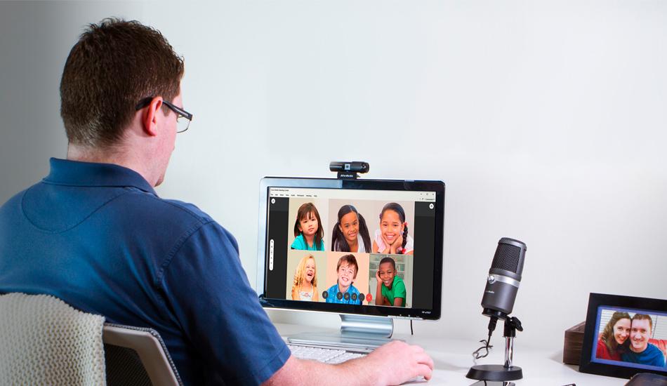 Веб-камера высокого разрешения