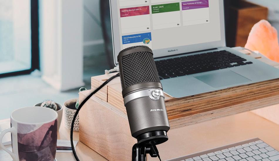 Микрофон студийного качества